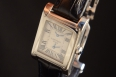 CARTIER TANK PARIS DUAL TIME COLLECTION PRIVEE 2552
