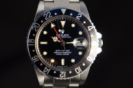 Rolex 16750 GMT-Master spider dial full set Acciaio 16750