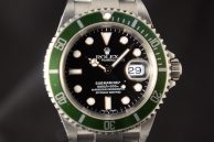 ROLEX SUBMARINER LV FAT FOUR Acciaio 16610LV