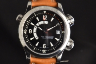 Jager le coultre  master control memovox Acciaio 17084