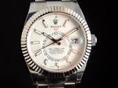 Rolex Oyster Perpetual Sky-Dweller Acciaio 326934
