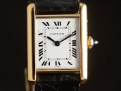Cartier Tank Paris oro 18k Oro car001