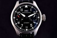 Iwc big pilots aviatore limited edition 50 pezzi Titanio IW500411