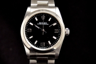 Rolexoyster perpetual Acciaio 77080