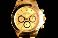 Rolex Daytona Cosmograph zenith  seriale  R Floating Dial Oro 16528