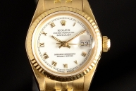 Rolex datejust  lady Oro 79178