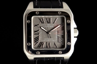 Cartier Santos 100 XL Kings Road special edition Acciaio W20134X8