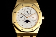 Audemars piguet  Royal Oak perpetuale Oro 2585