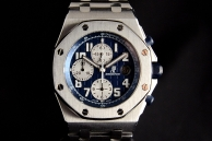 Audemars piguet royal oak off shore crono VENDUTO Acciaio 25721ST