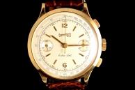 eberhard & Co. extra fort vintage Cronografo Oro eb123
