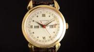 Movado Triple Calendar oro 18 kt Acciaio mov01