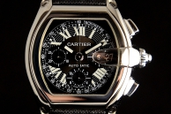 Cartier Roadster crono VENDUTO Acciaio 2618