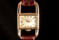 Jaeger-LeCoultre Jaeger Le Coultre Lucchetto Oro 1670