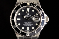 ROLEX SUBMARINER DATA  pallettoni VENDUTO Acciaio 16800