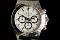 Rolex daytona zenith Acciaio 16520