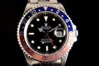 Rolex gmt Master Pepsi Swisse dial VENDUTO Acciaio 16700