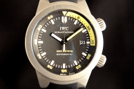IWC aquatimer titanio 2000 Titanio iw353804