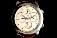 Jaeger-LeCoultre Master Grand Reveil Alarm Perpetual Calendar Acciaio 149895
