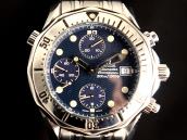 Omega Seamaster Professional Chronograph Acciaio 2598