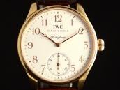 IWC Portoghese F.A Jones Oro rosa IW544201