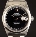 Rolex date just acciaio VENDUTO Acciaio 16200