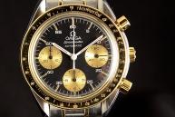 Omega Speedmaster Automatico Acciaio e oro o23