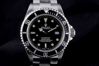 Rolex submariner sea-dweller swiss dial Acciaio 16600