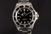 Rolex submariner senza data swiss dial Acciaio 14060