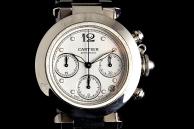 Cartier Pascha C crono Acciaio w12