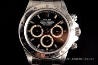 Rolex Daytona Zenith 6 rovesciato Acciaio 16520