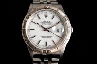 Rolex datejust tunoghaf Acciaio 16264