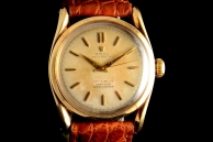 Rolex oyster perpetual Bombay Oro 6090