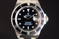 ROLEX SUBMARINER DATA SEL 16610