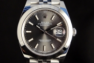 rolex date just 2 41mm VENDUTO Acciaio 126300