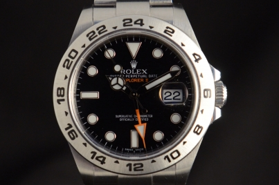 ROLEX EXPLORER 2 NEW MODEL Acciaio 216570