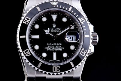 Rolex submariner data   new card Acciaio 116610LN