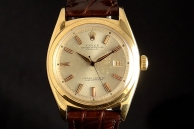 Rolex Ovettone date just vintage Oro 6105