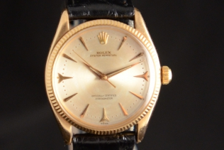 Rolex oyster perpetual  Vintage Oro 6567